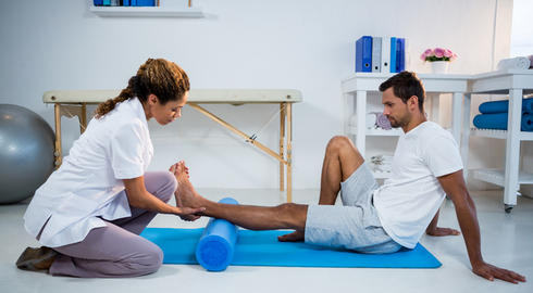 on Becoming a Physiotherapist